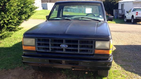 ford ranger  manual  sale   owner  galax tx