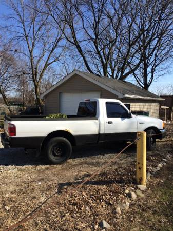 2001 ford ranger automatic for sale used by owner in. Black Bedroom Furniture Sets. Home Design Ideas