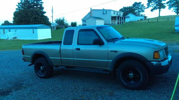 2004 Ford Ranger Auto 4x4 For Sale Used by Owner in ...