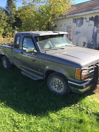 1992 ford ranger 4 0 v6 auto for sale used by owner in deer river mn. Black Bedroom Furniture Sets. Home Design Ideas