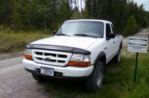 1999 West Glacier MT