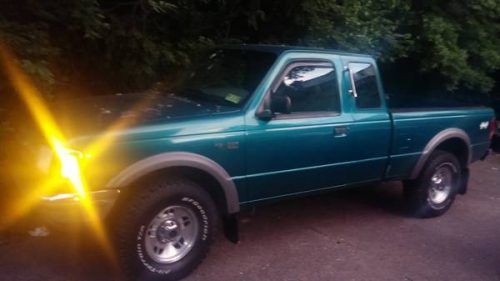 1997 Ford Ranger V4 Manual 4x4 For Sale Used by Owner in ...